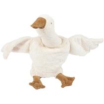 Warmte knuffel Goose Large White speltkussen