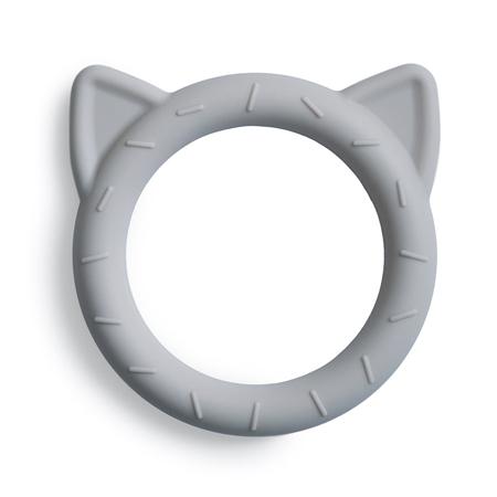 Mushie Bijtspeeltje Cat Stone