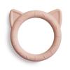 Mushie Bijtspeeltje Cat Blush