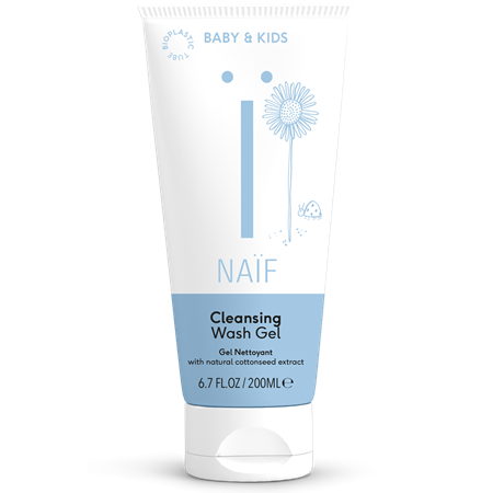 Naïf Baby Wash Gel 200ml