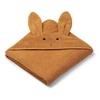 Liewood Augusta Badcape Rabbit Mustard