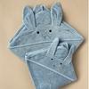 Liewood Augusta Badcape Rabbit Sea Blue