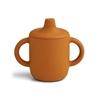 Liewood Neil Cup Anti lek beker Mustard