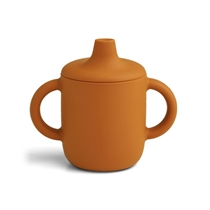 Neil Cup Anti lek beker Mustard