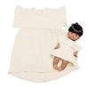 Minikane - Paola Reina Duo Dress Daisy White