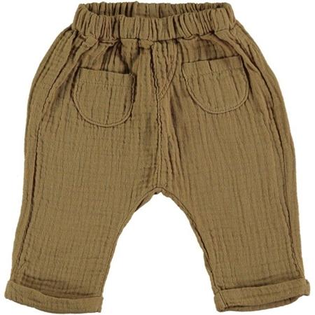 Beans Barcelona Waves Bambula Pants Camel