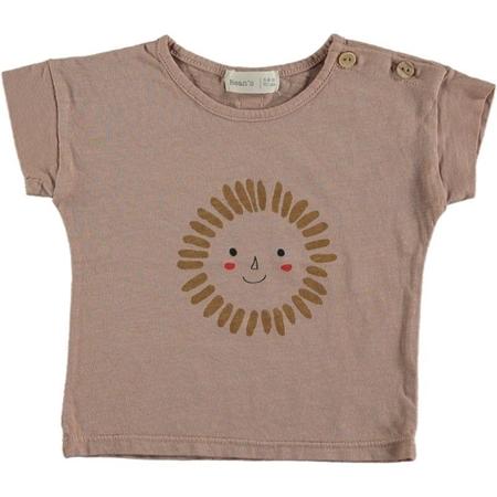 Beans Barcelona Sun T-shirt Pink