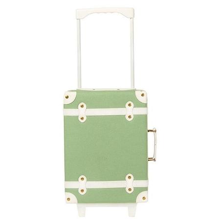 Olli Ella See-ya Suitcase Sage