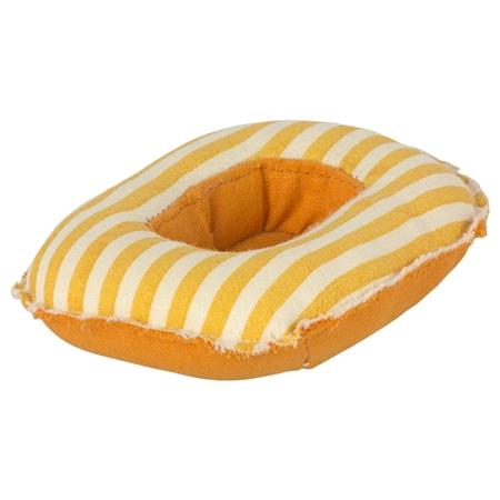 Maileg Boat Yellow